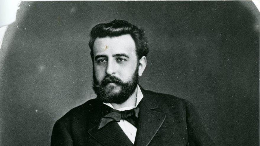 José María Quijano, fundador de Forjas de Buelna. | Archivo Paulino Lagunillo / Desmemoriados