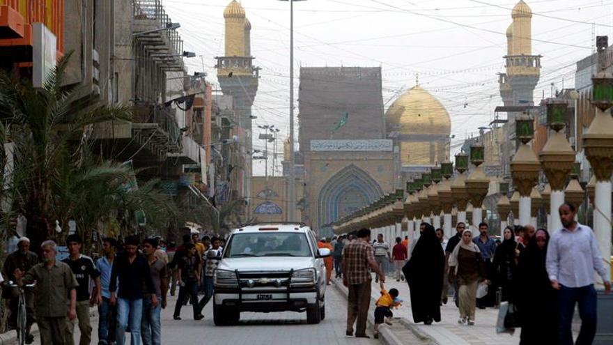 Al menos 20 muertos en el asalto a un santuario chií en el norte de Bagdad