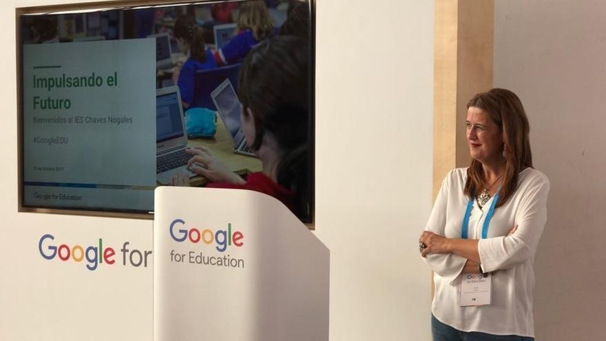 Gaya destaca la importancia de las nuevas tecnologías para el crecimiento en calidad educativa