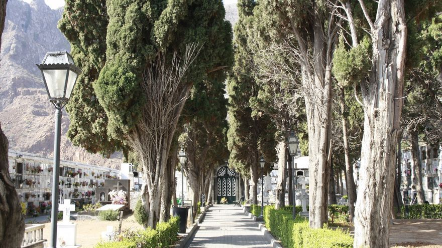 Cementerio de Santa Cruz de La Palma.