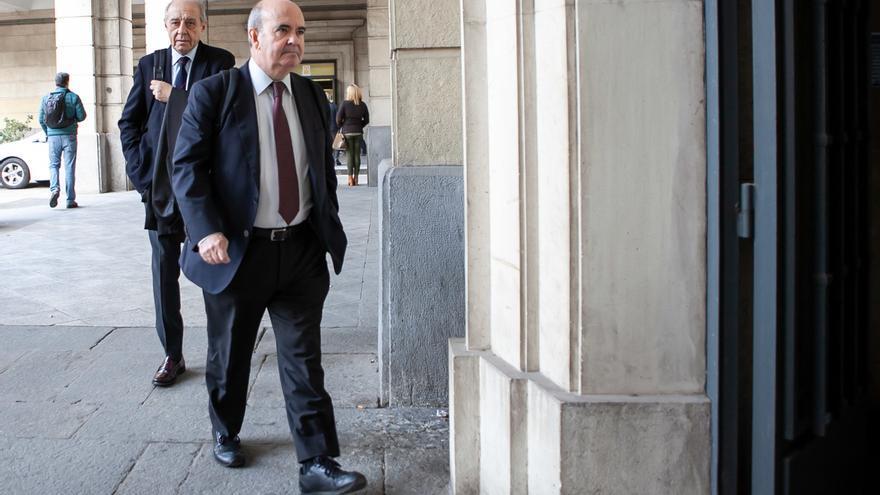 Defensa de Zarrías acusa a PP y Fiscalía de buscar de los peritos un veredicto sobre culpabilidad en los ERE