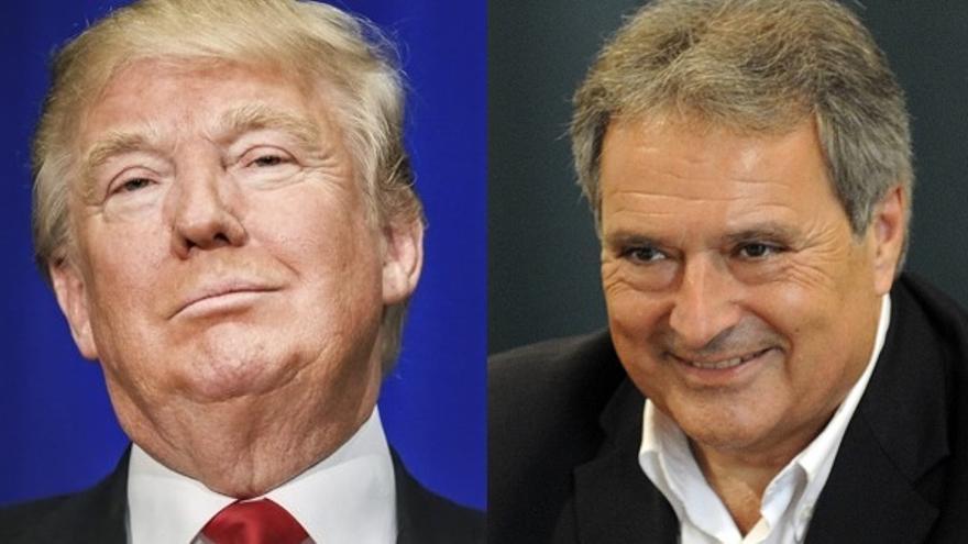 Donald Trump y Alfonso Rus