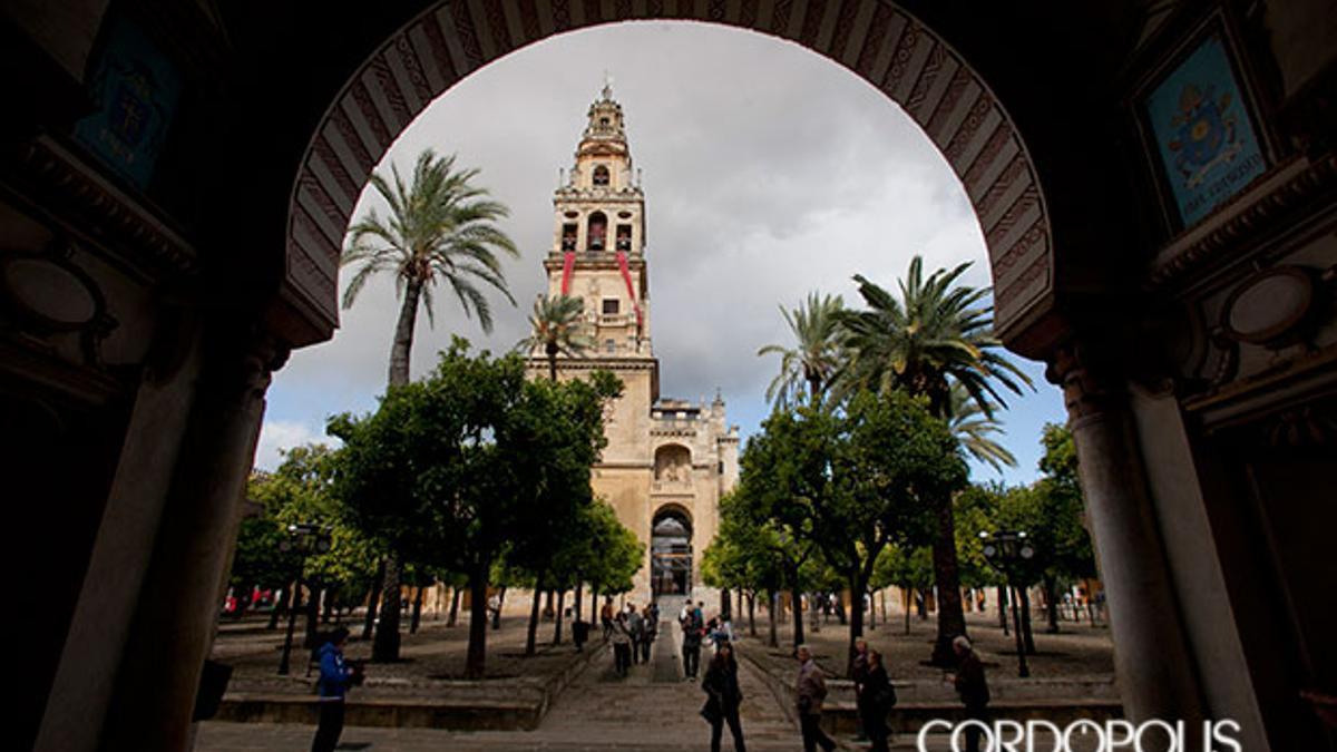 Patio de los Naranjos de la Mezquita-Catedral