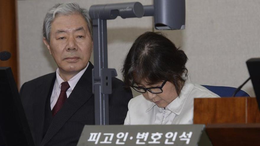 """La """"Rasputina"""" surcoreana rechaza declarar en la cárcel ante parlamentarios"""