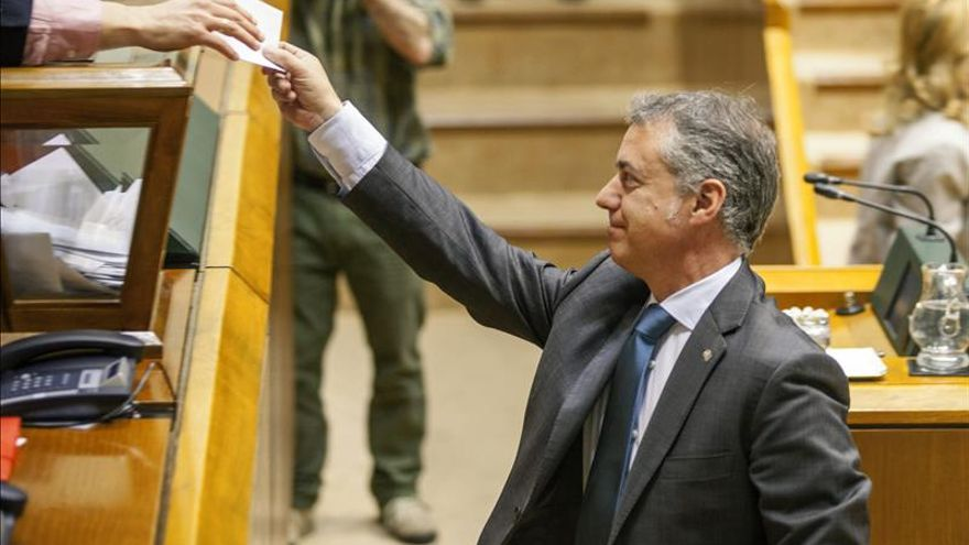 La Cámara vasca designa a Lezertua como nuevo Defensor del Pueblo de Euskadi