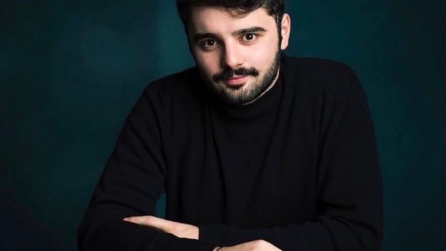 El autor de 'Cuando seas mayor', Miguel Gane