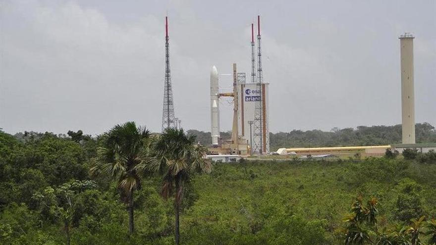Despega el satélite europeo medioambiental Sentinel-2B
