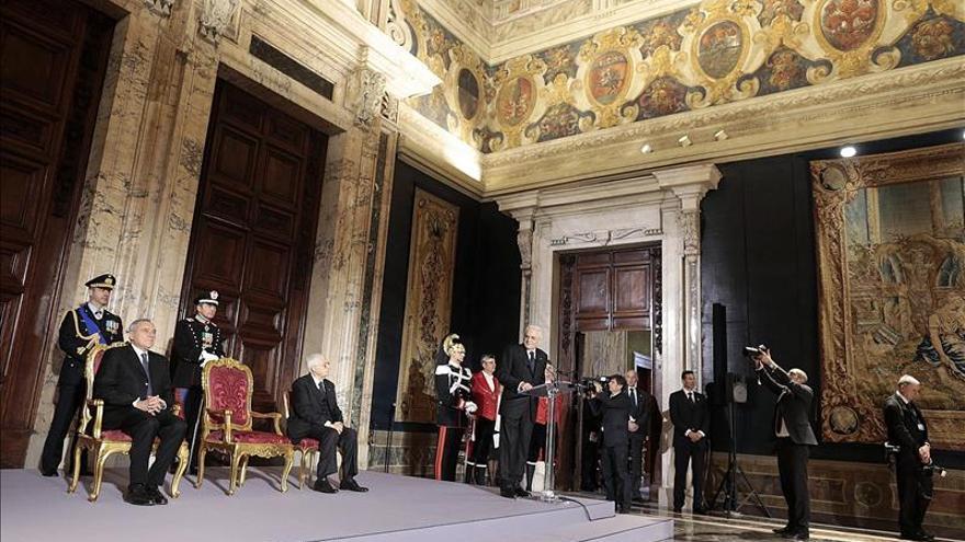 El Quirinale, el palacio que abrirá Mattarella para acercarse a los italianos