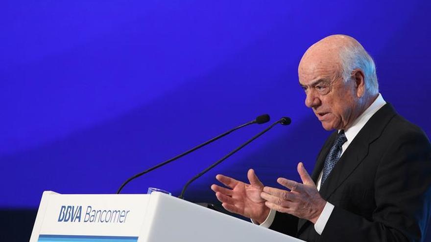 El presidente de BBVA, el mejor banquero del año, según la revista Euromoney