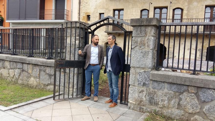 Diputación de Gipuzkoa impulsará la rehabilitación del Palacio renancentista Basozabal de Azpeitia