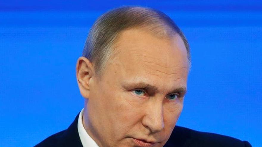 Putin destaca la mejora de los indicadores macroeconómicos en Rusia