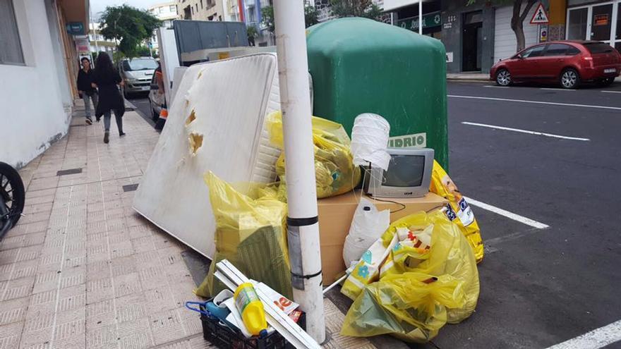 Las sanciones están relacionadas con el depósito de basura en lugares no habilitados para ello.