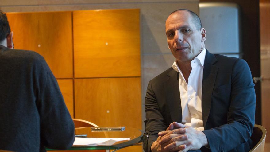 """Varoufakis cree que los partidos socialistas son """"irrelevantes"""""""
