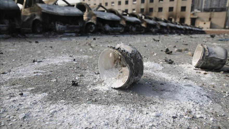 Al menos 5 muertos en una explosión de una planta química en el este de China