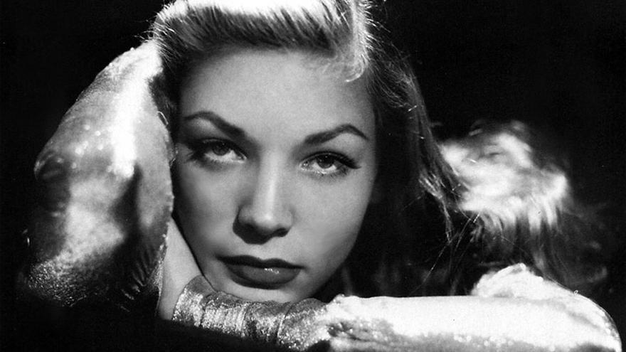 Lauren Bacall, el mito clásico del Hollywood dorado