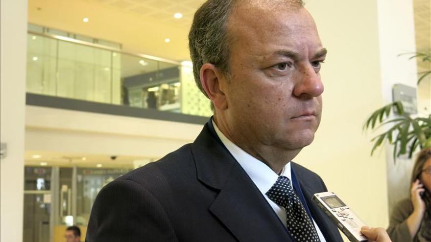 """Monago dice que """"es Andalucía la que gasta más de lo que recibe, apunten bien el tiro"""""""