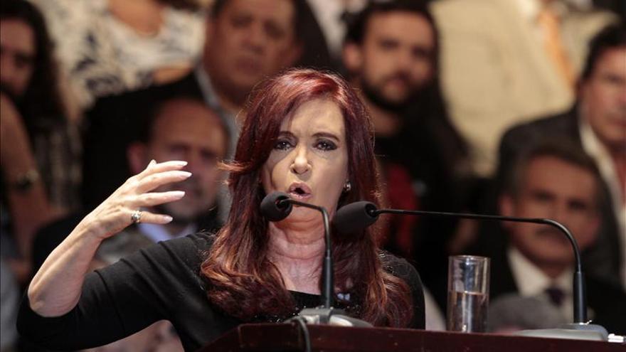 La presidenta argentina renueva su Gabinete tras reposo médico