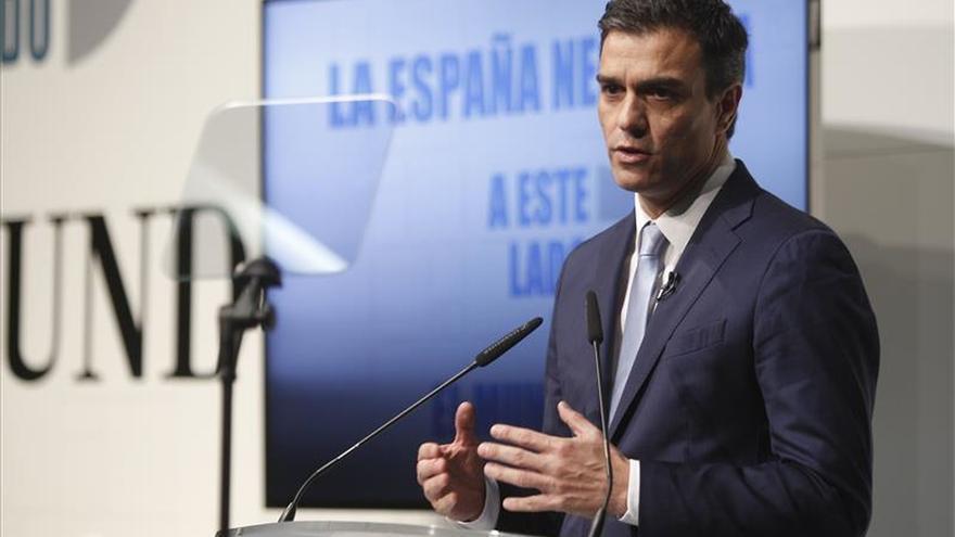 """Sánchez ve posible pactar con Iglesias porque ha """"abandonado el populismo"""""""