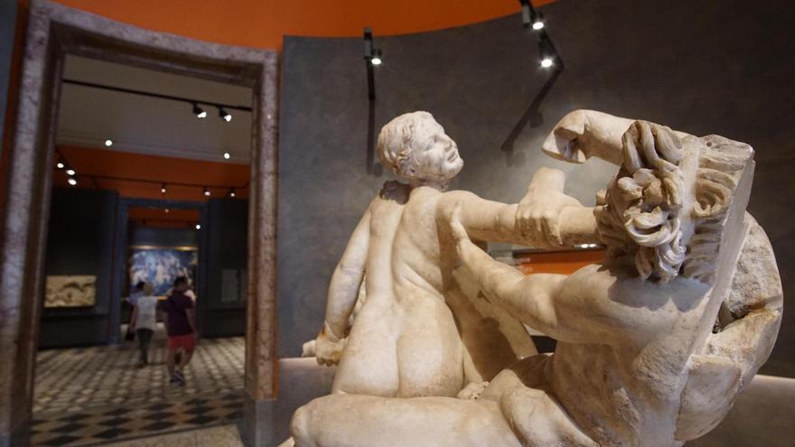 Pompeya, la ciudad sepultada, renueva su museo permanente