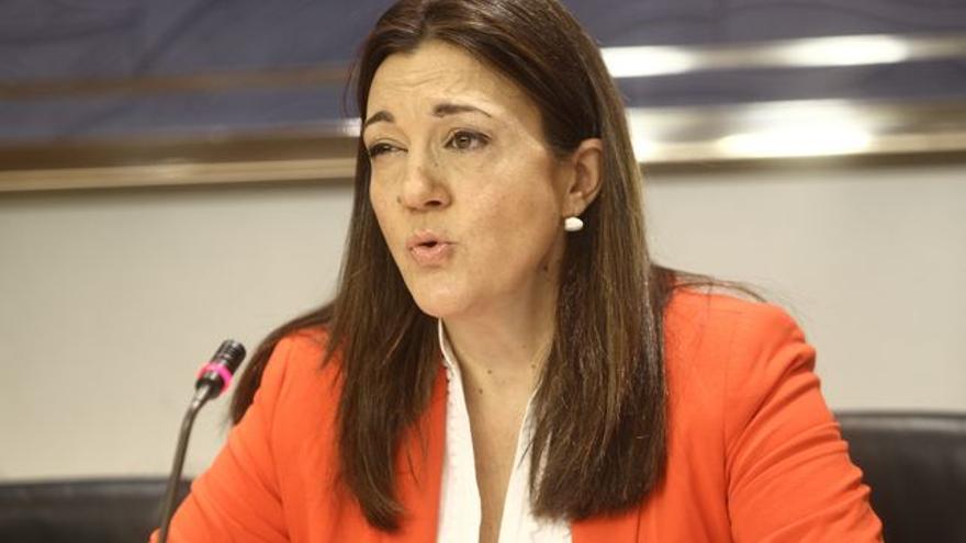 La ya exmilitante del PSOE, Soraya Rodríguez.