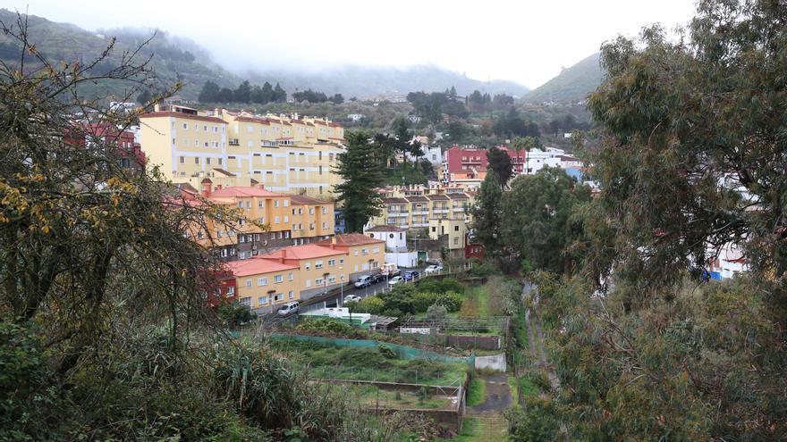 (Imagen de archivo) San Mateo, Gran Canaria.