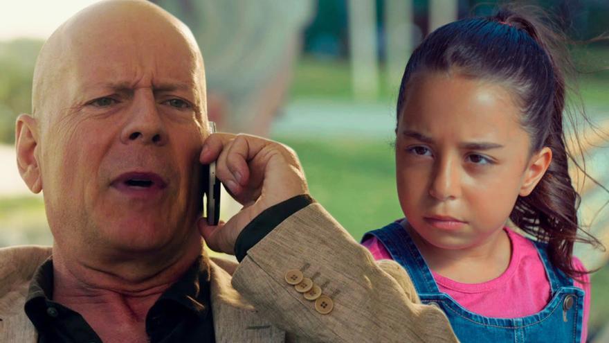 Bruce Willis contra 'Mi hija'