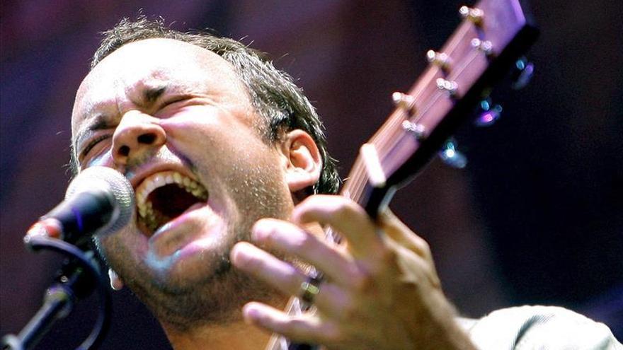 Dave Matthews Band anuncia un concierto a lo grande el 12 de octubre en Madrid