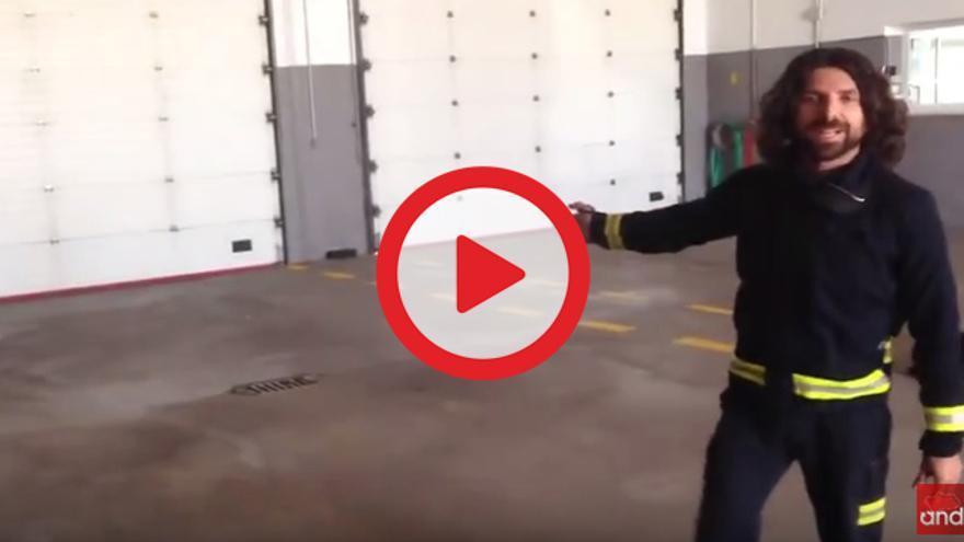 bomberos video-denuncia