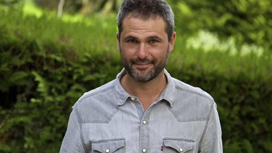 Xavier Aldekoa presenta su libro 'Océano África' // FOTO: Ediciones Península