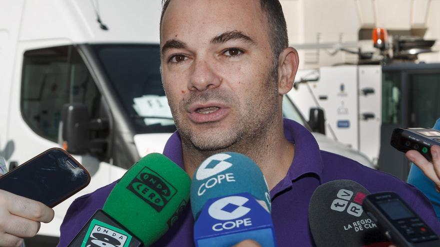 Jaime Carnicero, vicealcalde de Guadalajara