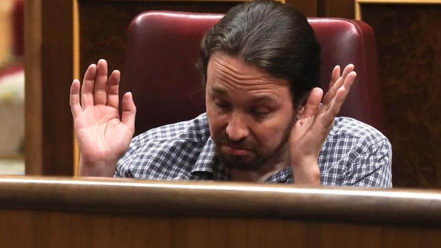 Iglesias cree que Sánchez quiere comicios o negociar todo en el último minuto