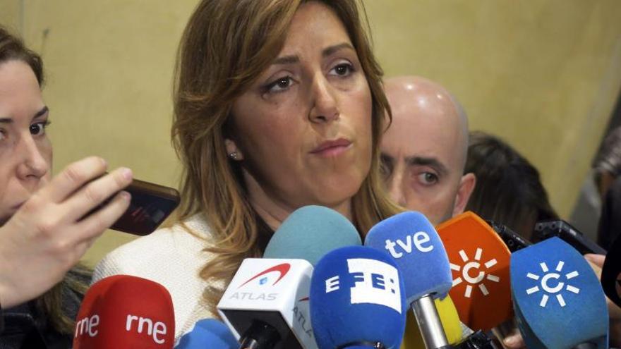 Díaz niega un convenio entre PSOE y UGT y dice que recuperará los fondos desviados