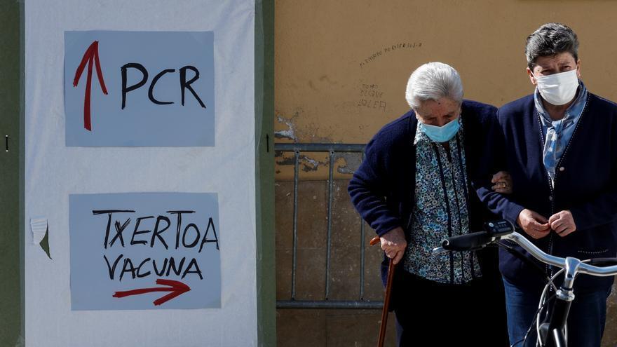 Euskadi registra el mayor número de contagios diarios de la pandemia: 1.583