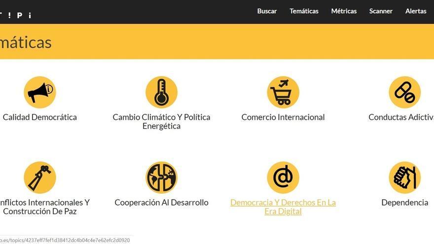 Lanzan una web que permite fiscalizar la actividad de los diputados y seguir la tramitación de las iniciativas