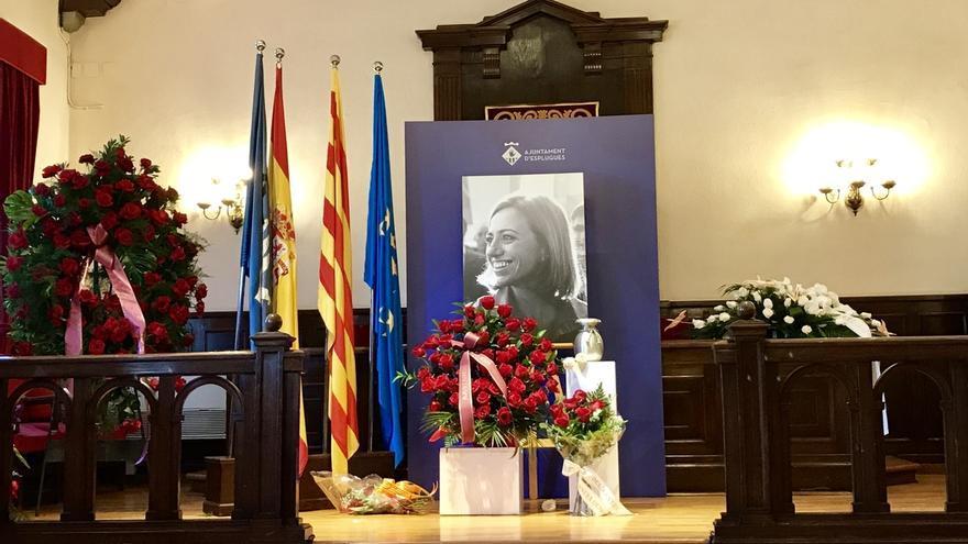 """La consejera de Gobernación define a Chacón como una política catalana pionera """"ejemplo para muchas mujeres"""""""