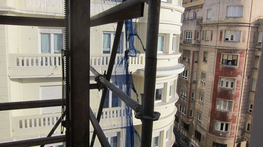 La construcción acumula cuatro accidentes laborales mortales en Cantabria en el último año, el mayor número desde 2008