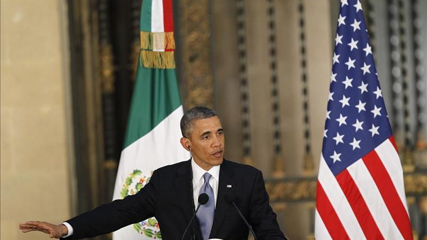 """Obama dice que """"está emergiendo"""" un nuevo México contra violencia e impunidad"""