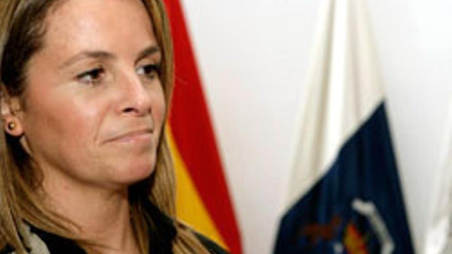 Luz Reverón, una de las acusadas por el Mamotreto.