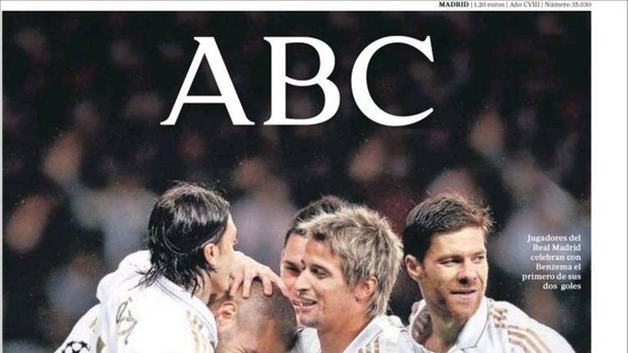 De las portadas del día (23/11/2011) #5