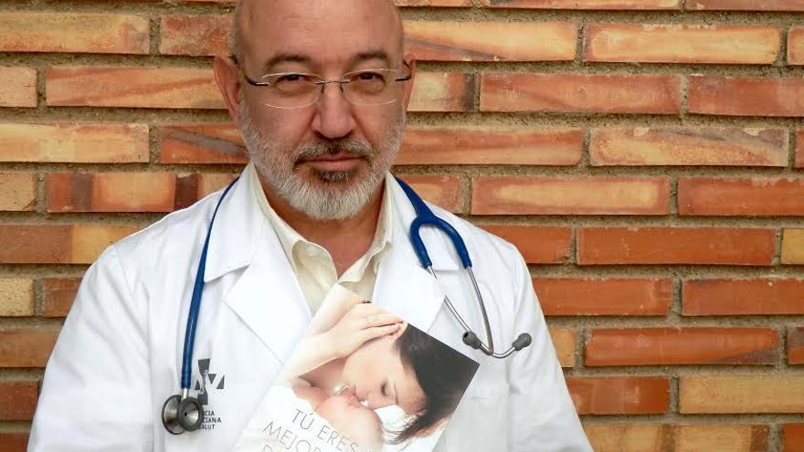 El pediatra José María Paricio