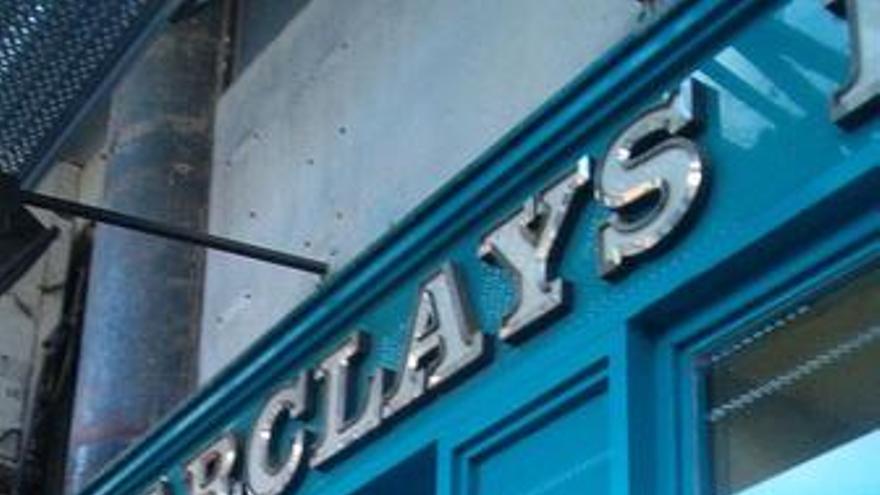 Barclays bank oficina sucursal