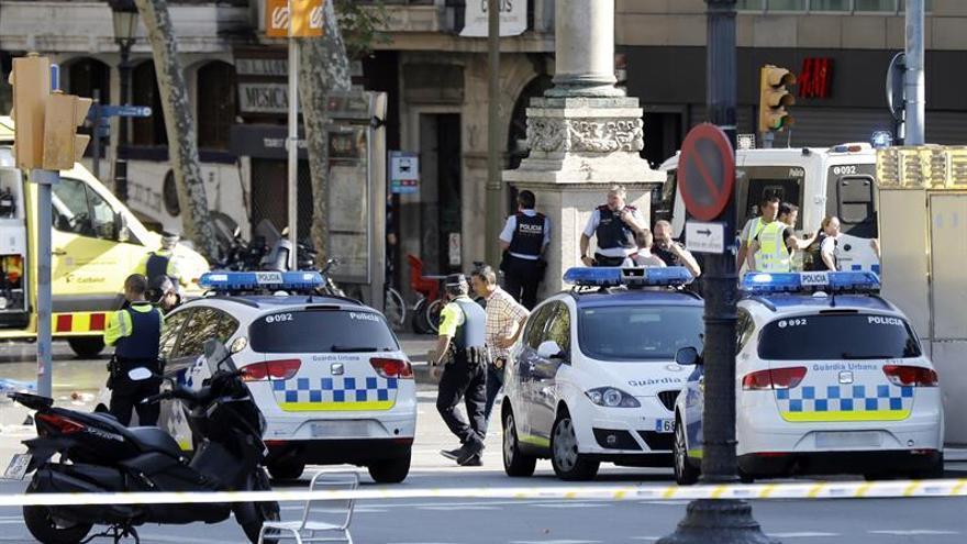 Los Mossos confirman que la furgoneta de Vic no tiene explosivos