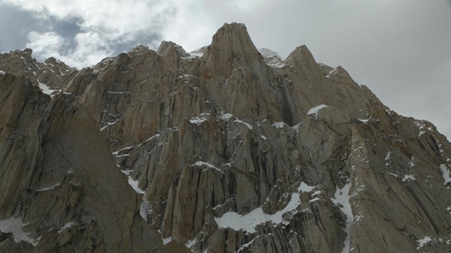 Vista del Paiju Peak (6.610 metros).
