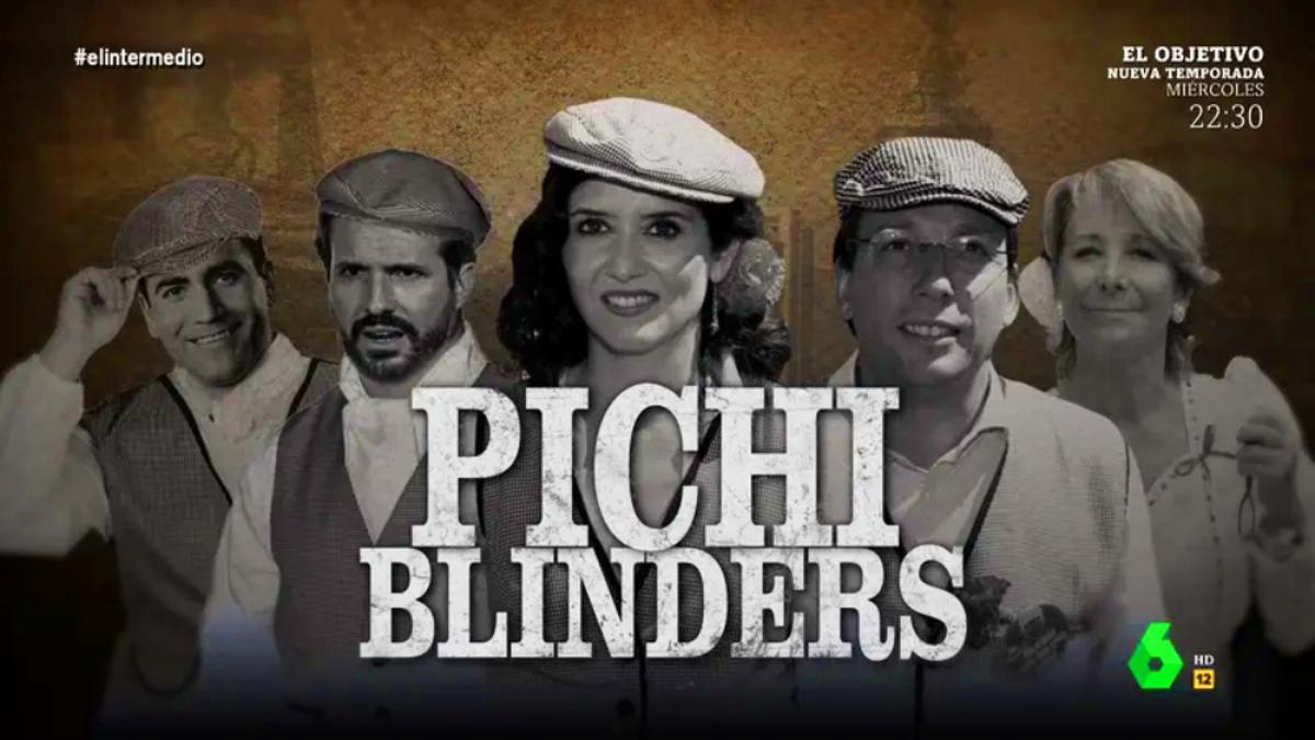 Los 'Pichi Blinders' de 'El Intermedio'