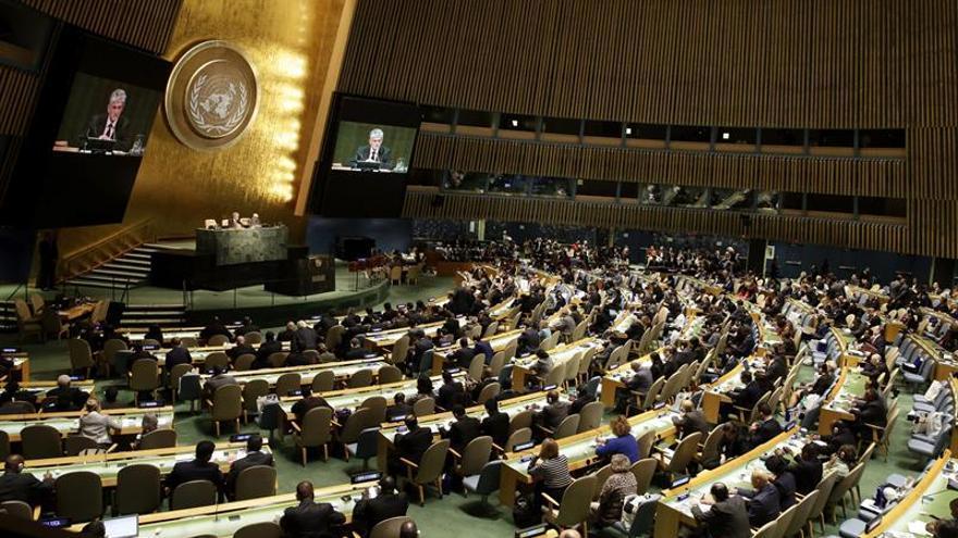 La ONU abre oficialmente la 71 sesión de su Asamblea General