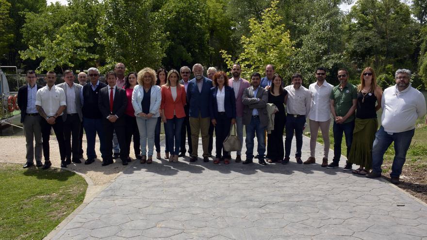 II Encuentro de Alcaldes por el Tajo / Ayuntamiento de Toledo