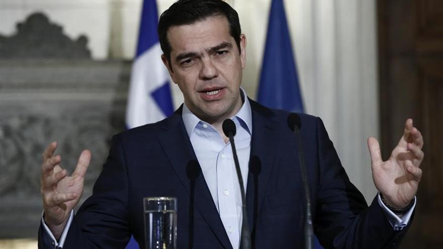 El Gobierno griego intensifica los contactos de cara al Eurogrupo de Malta
