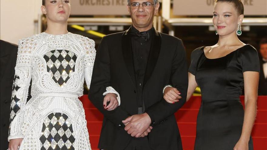 La Palma de Oro de Cannes busca dueño entre Kechiche, Kore-Eda y Payne