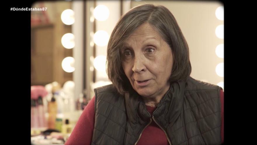 La maquilladora Romana González en Dónde estabas entonces