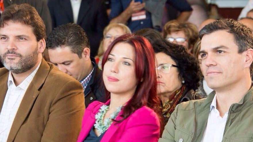 Patricia Hernández, candidata a la Presidencia del Gobierno
